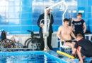 Гидрокинезотерапия — гимнастика в бассейне