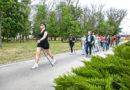 Скандинавская ходьба — разновидность спортивной ходьбы